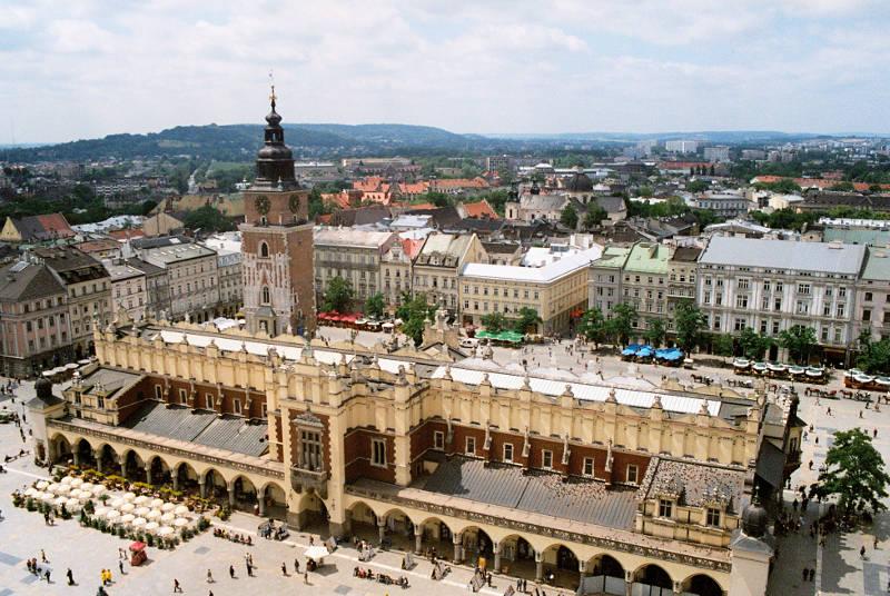 Capodanno a Cracovia