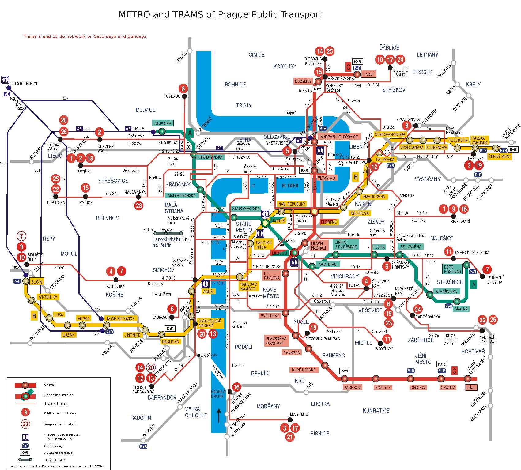 praga-metro