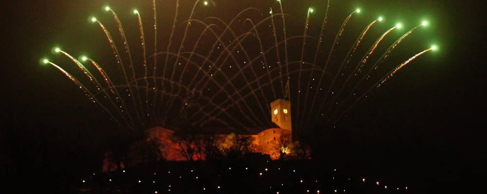 Capodanno a Lubiana