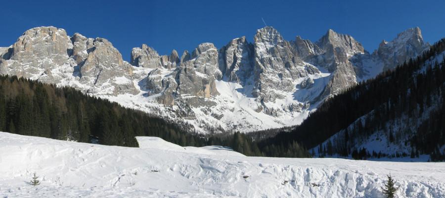 Capodanno a S.Martino di Castrozza e Val di Primiero